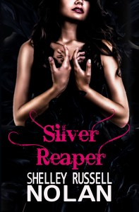 Silver Reaper ebook Cover